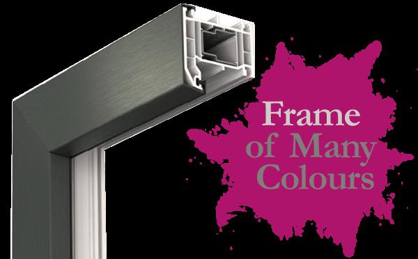 Door of Many Colours